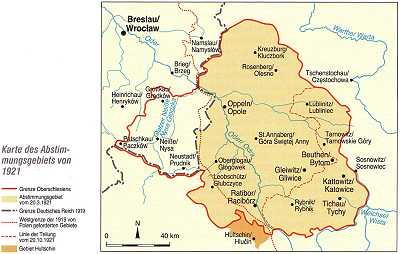 Polen Schlesien Karte.Private Homepage Der Familie Hennek Schlesien Historie Schlesiens